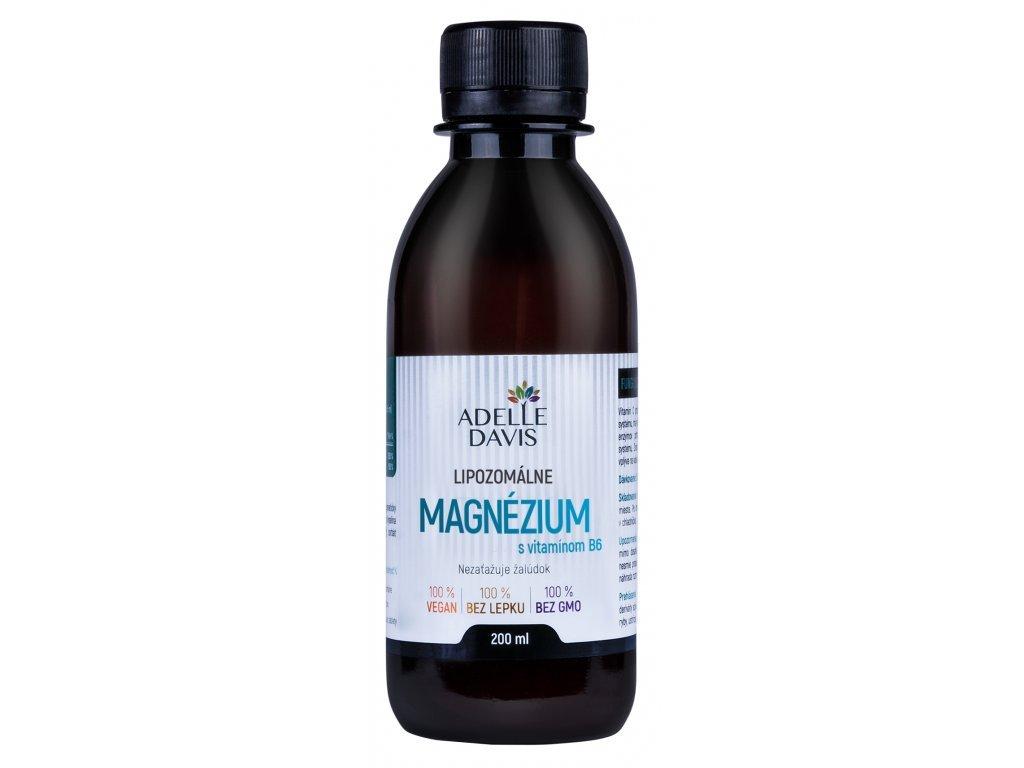 lipozomalne magnezium s vitaminom b 6