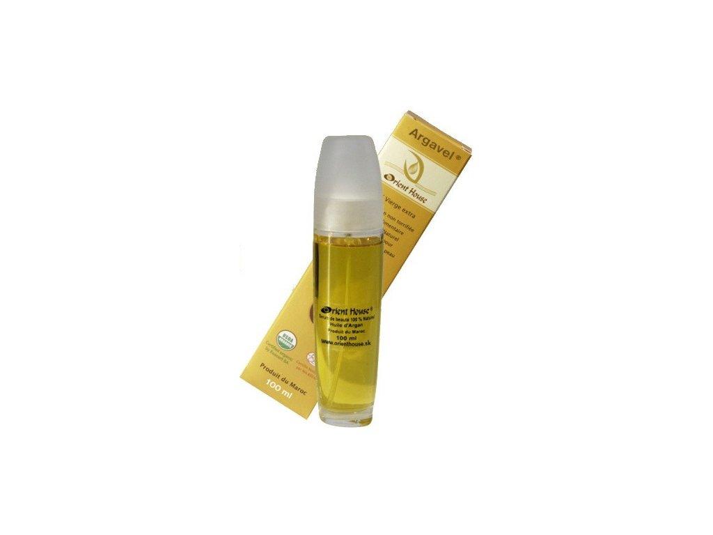 arganovy olej bio extra panensky kozmeticky 100ml