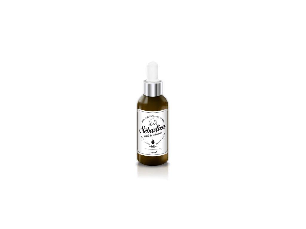 arganovy olej bio marocky 100 ml