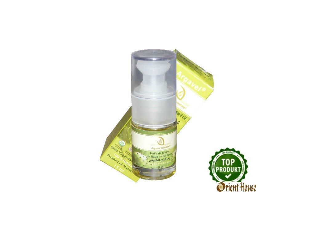 Opunciový olej extra panenský bio 15 ml