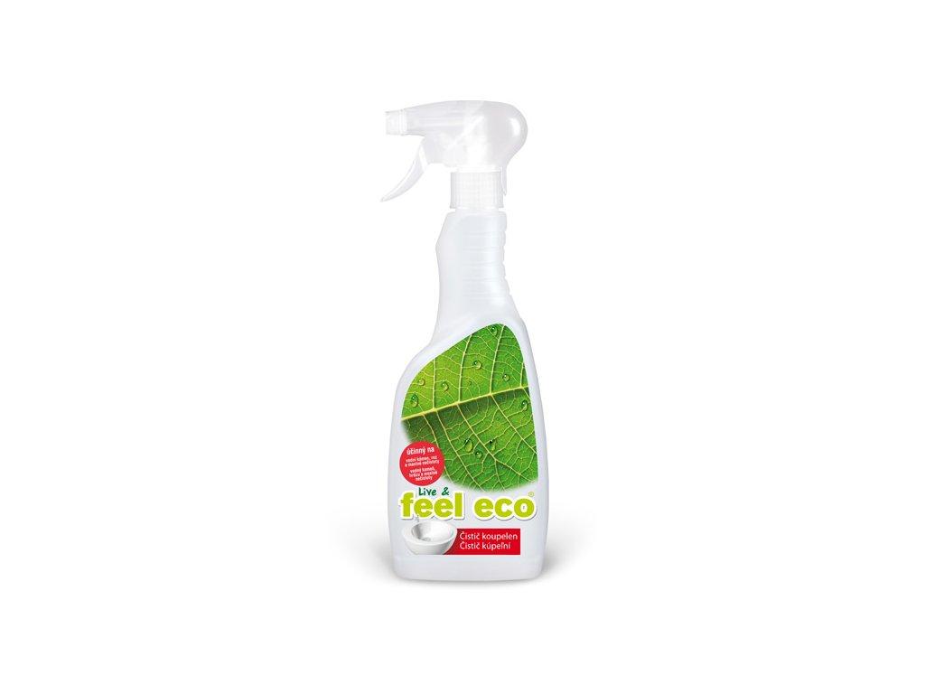 Umývanie okien a skiel Feel Eco 500 ml