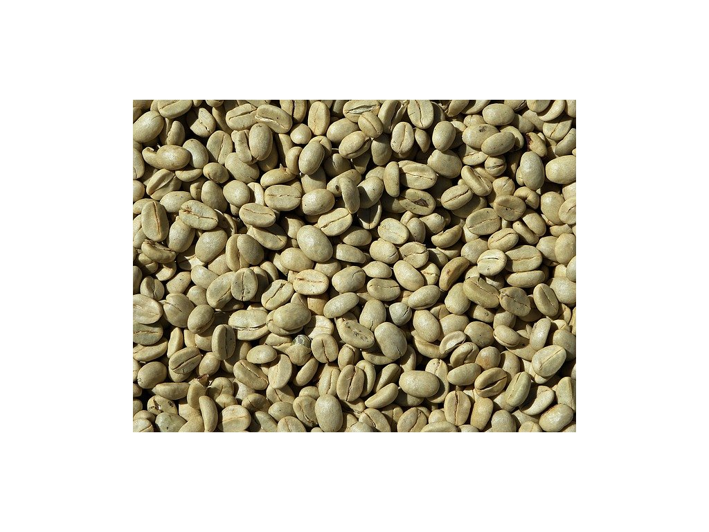 Brazílska zelená káva arabika mletá 250 g