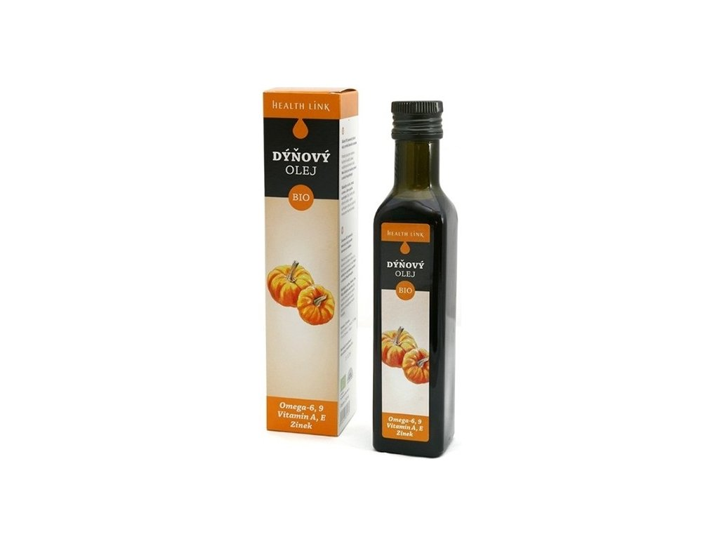 bio panensky tekvicovy olej 250ml
