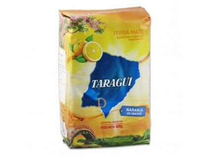 Yerba mate s pomarančom sypaný čaj 500 g