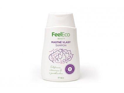 0011301 feel eco sampon na mastne vlasy
