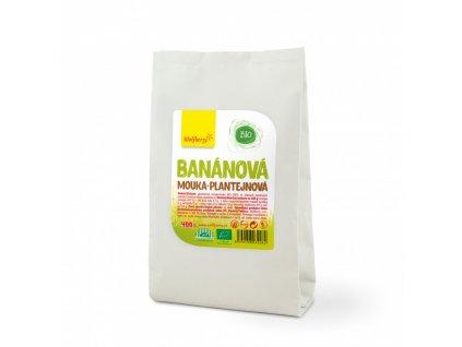 bananova muka zo zelenych bananov bio 400 g wolfberry