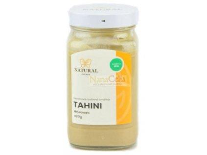 tahini sezamova pasta biolinka