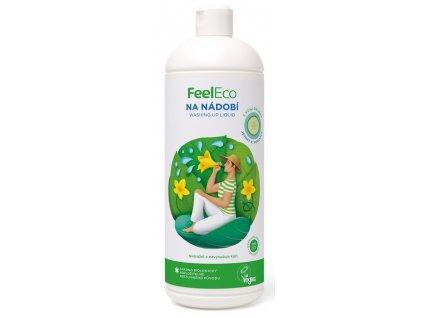 umyvanie riadu feel eco uhorka 1l