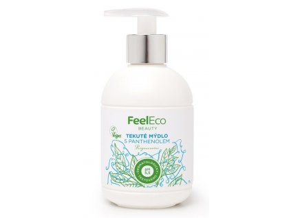 tekute mydlo s panthenolom feel eco 300ml
