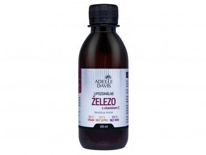 lipozomalne zelezo 200 ml