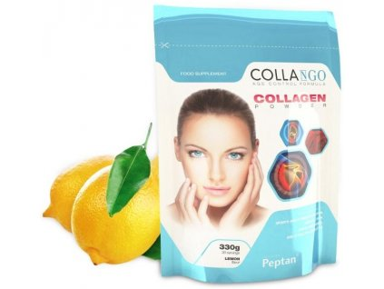 kolagen collango peptan citron 330g