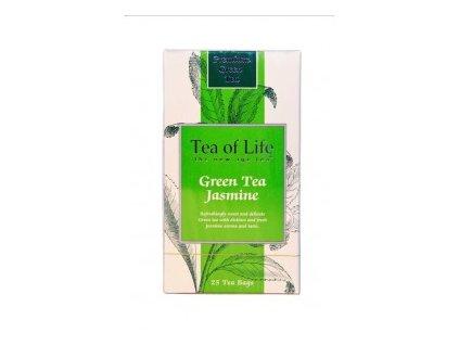 Zelený čaj s jasmínom porciovaný 50 g