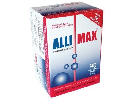 allimax sila cesnaku 90 kapsul biolinka