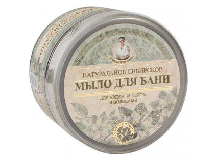 cierne sibirske mydlo sampon sprchovy gel 500ml