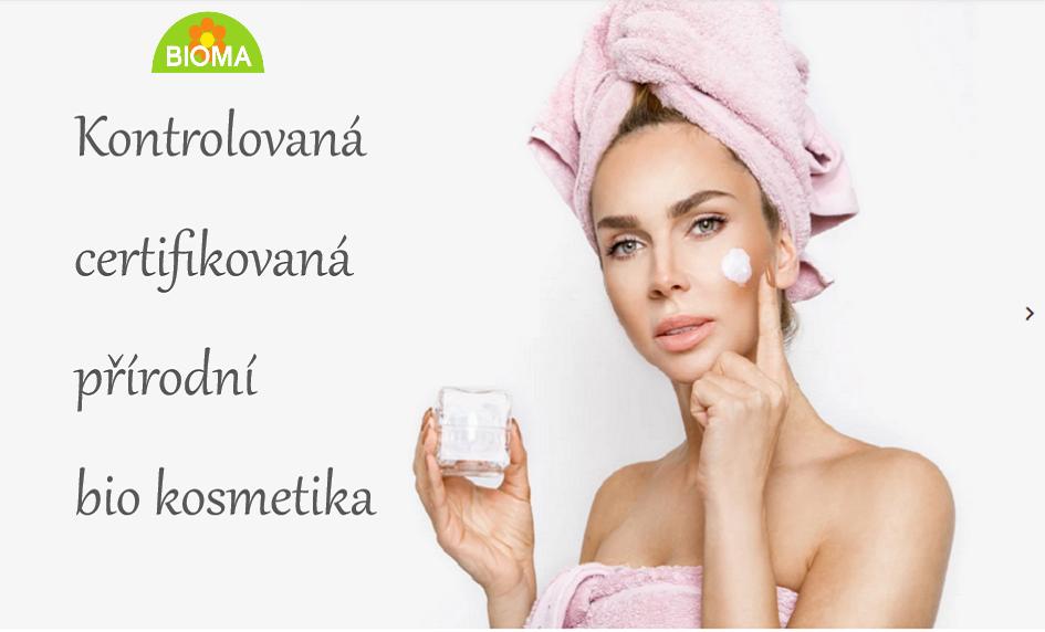 Bio kosmetika, přírodní certifikovaná kosmetika