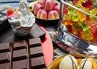Čokolády a cukrovinky