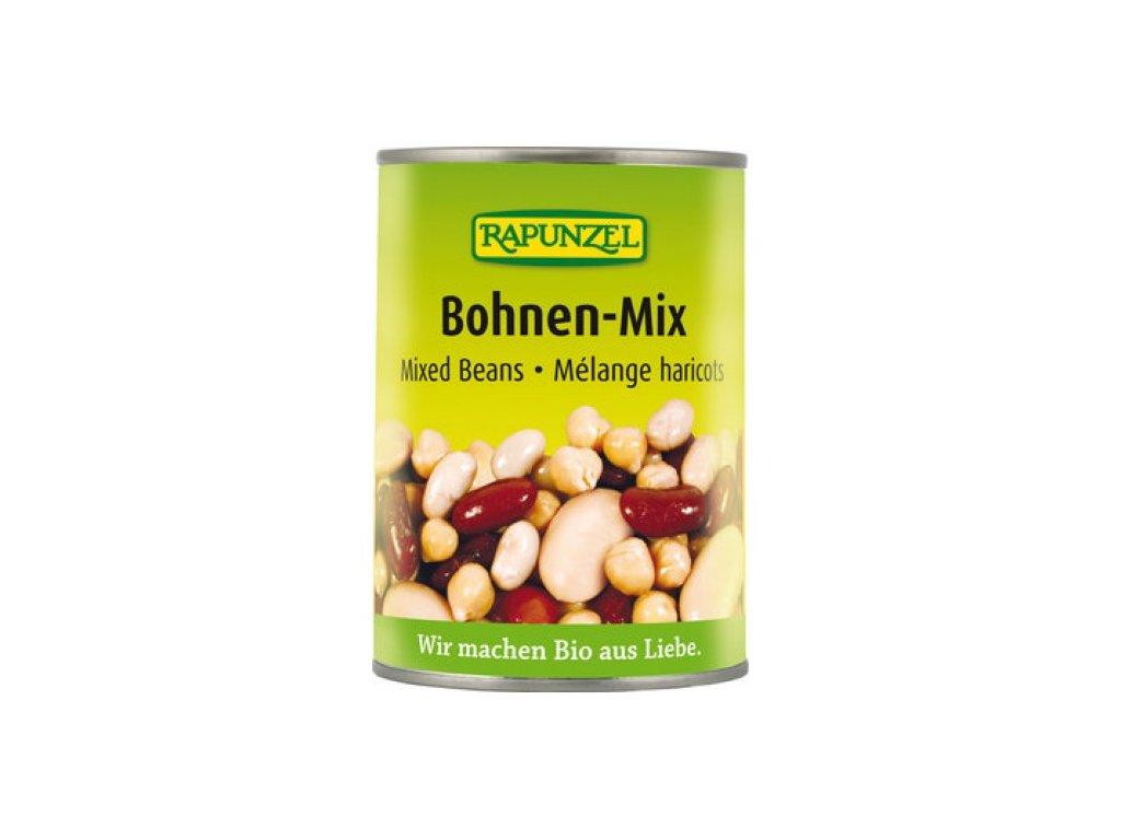 6 x Rapunzel Bio Nakládané fazole s cizrnou, 400g
