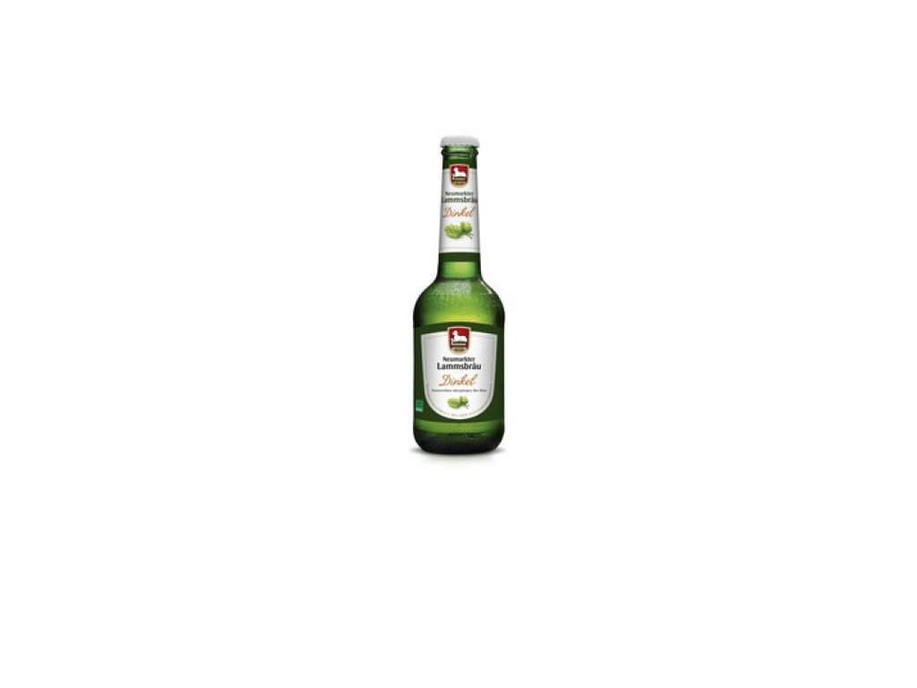 10 x Neumarkter Bio Špaldové pivo 5,2%, 330 ml