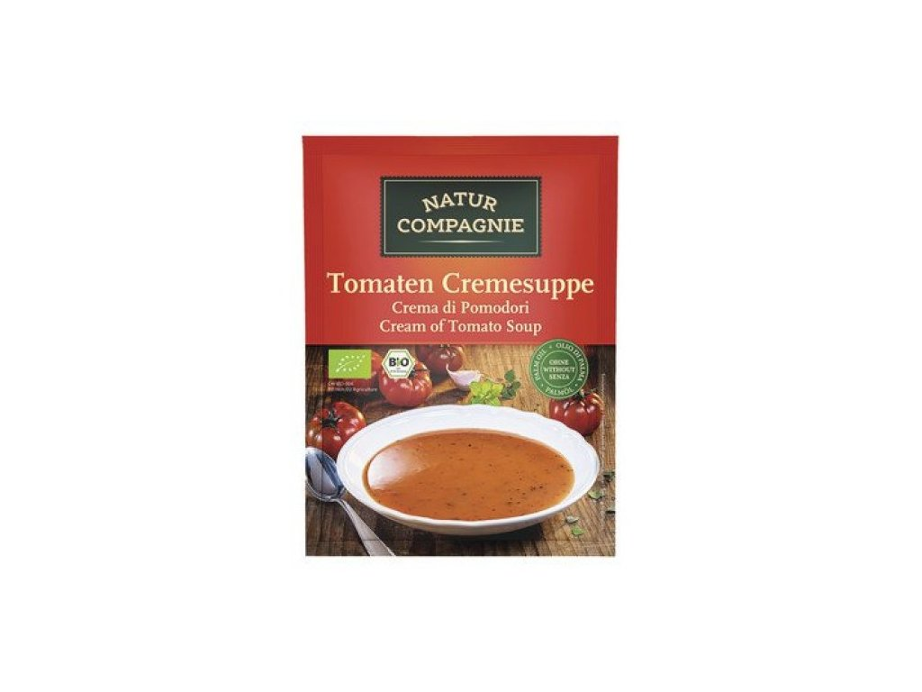 12 x NaturCo Bio Rajčatová polévka, 40g