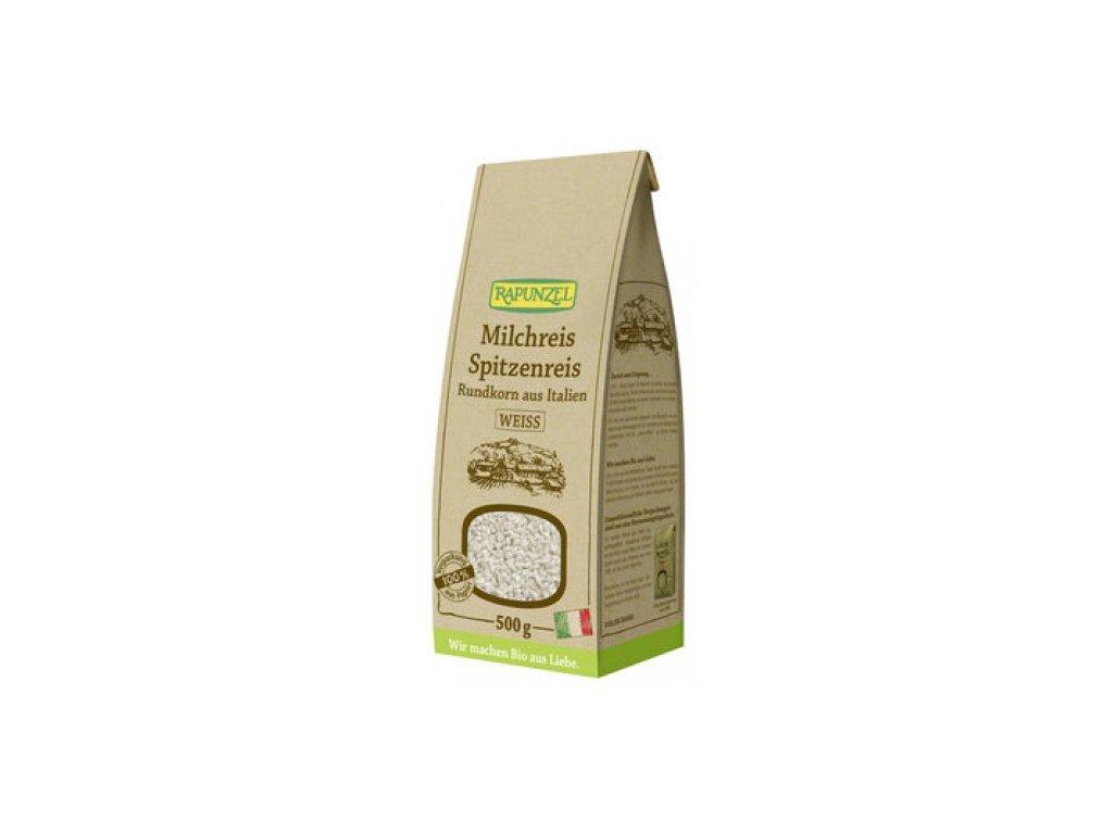 6 x Rapunzel Bio Mléčná rýže bílá, 500g