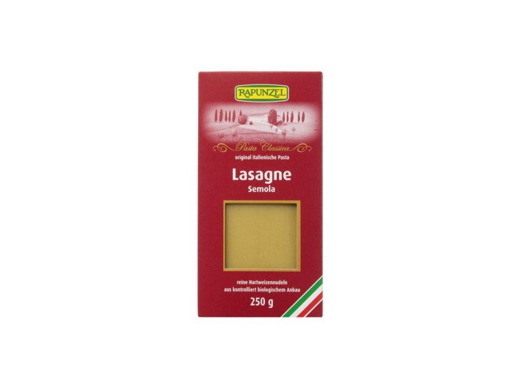 12 x Rapunzel Bio Lasagne z tvrdé pšenice, 250g