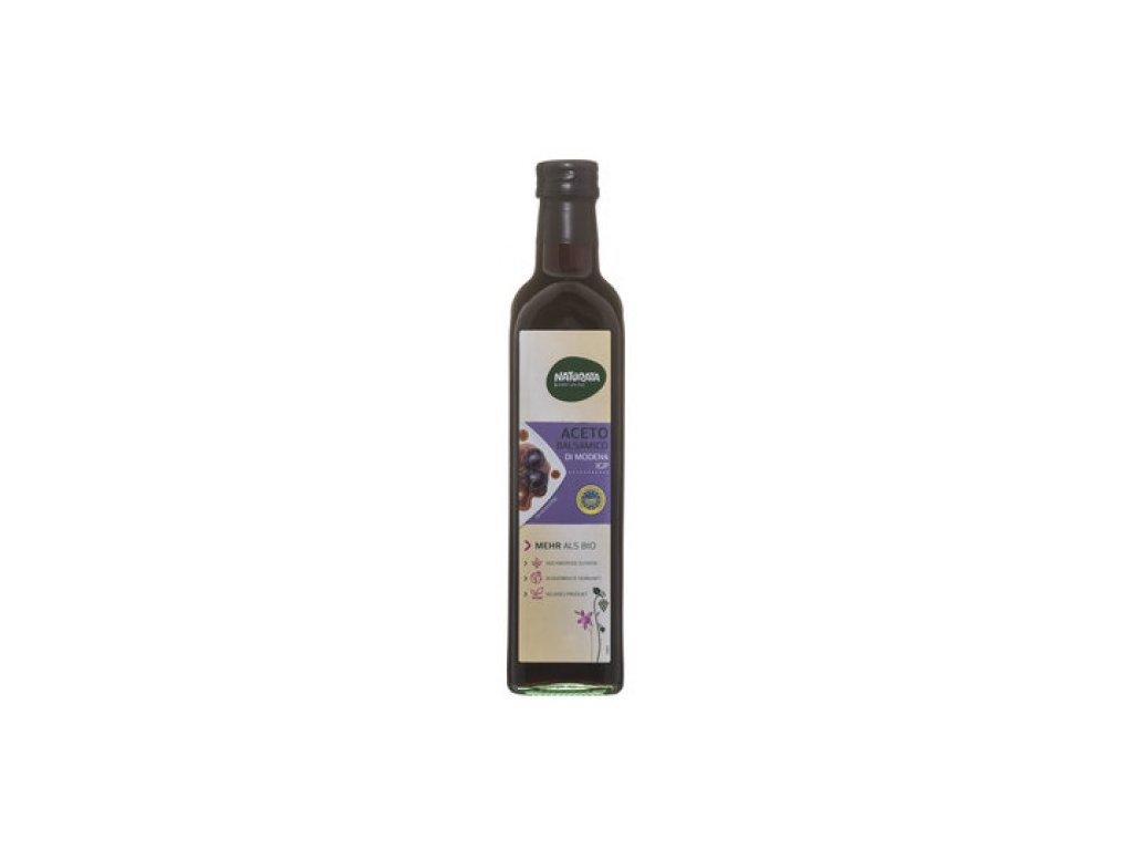6 x Naturata Bio Balsamico ocet, 500ml