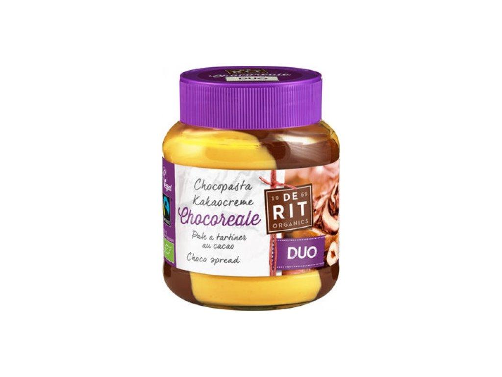 6 x Chocoreale Bio Pomazánka čokoládovo-oříšková, 350g