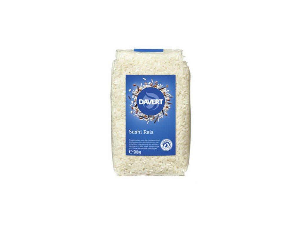 8 x Davert Bio Rýže na Sushi, 500g