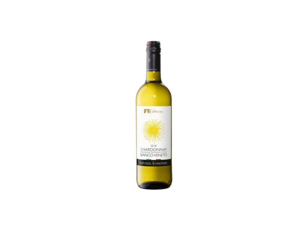 6 x Rapunzel Bio Víno Chardonnay IGT Veneto bílé, 0,75 l