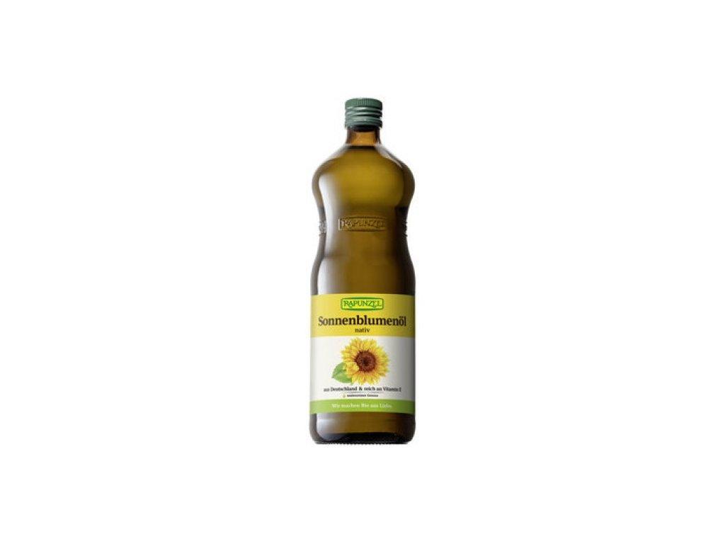 6 x Rapunzel Bio Slunečnicový olej, 1l