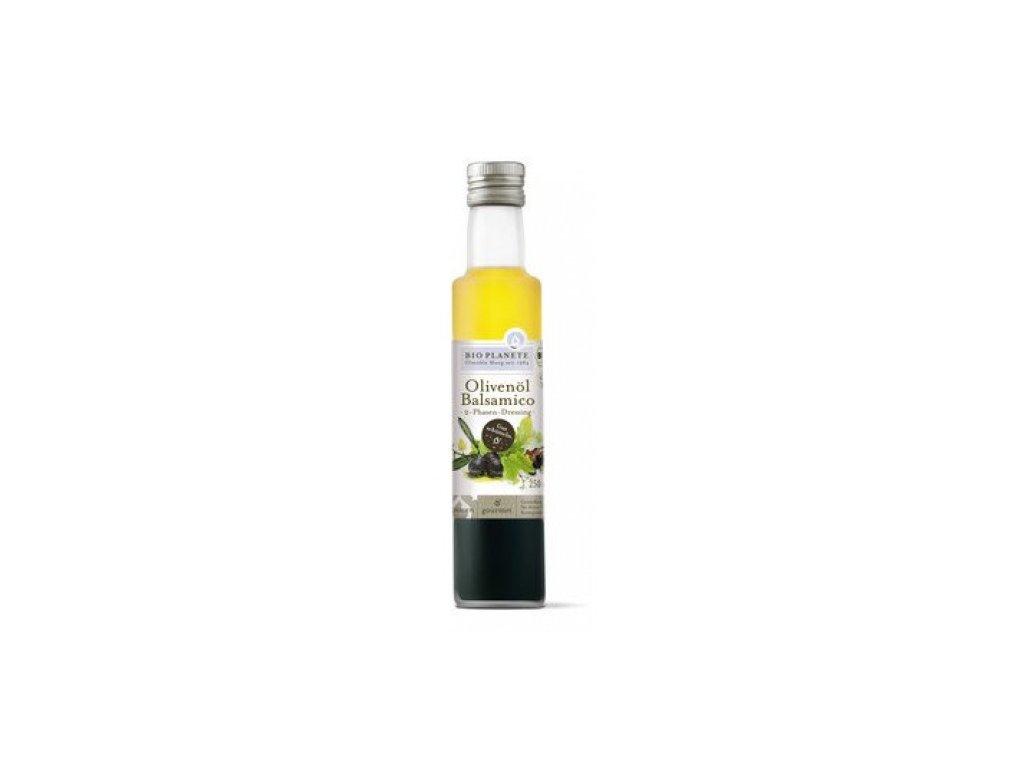 6 x BioPlanete Bio Olivový olej Balsamico, 0,25l