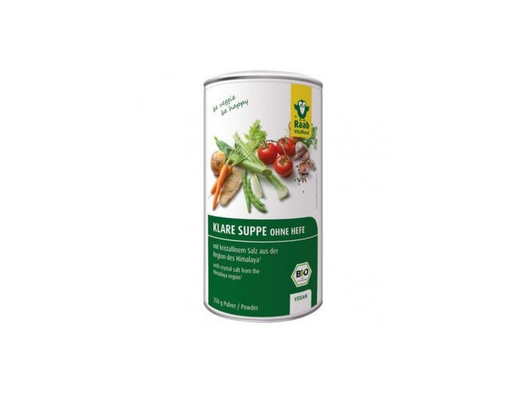 6 x Raab Bio Sypký zeleninový bujón bez kvasnic, 350g