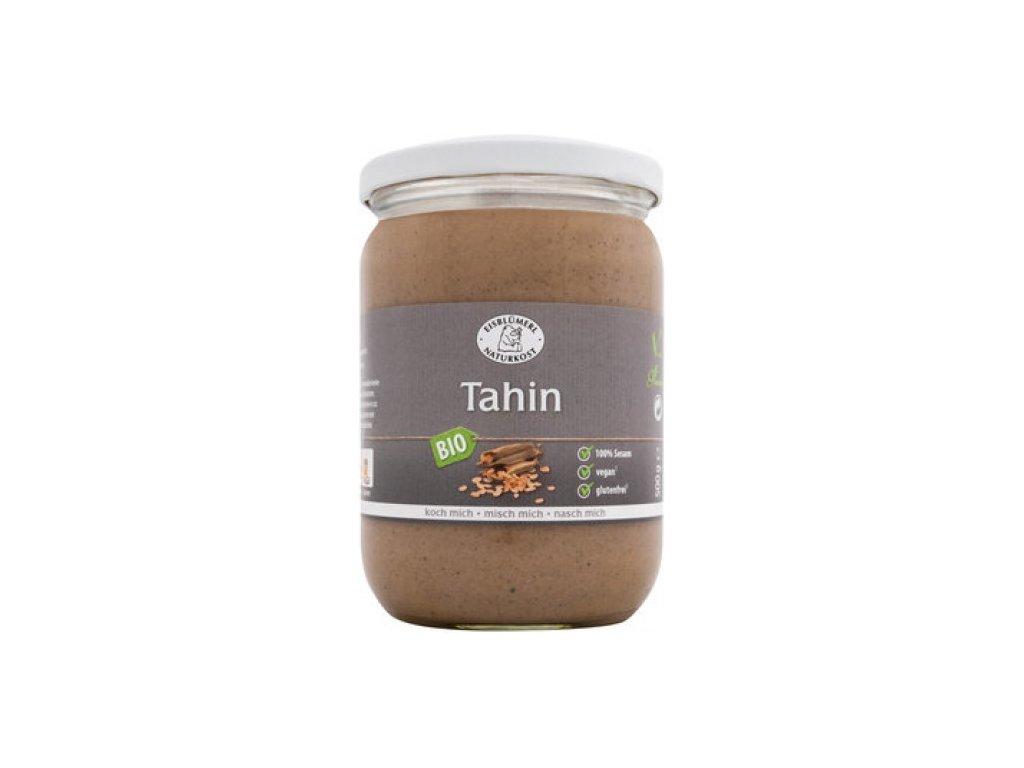 6 x Eisblümerl Bio Sezamový krém Tahin bez soli, 500g