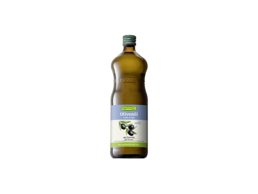 6 x Rapunzel Bio Olivový olej jemný, 1l