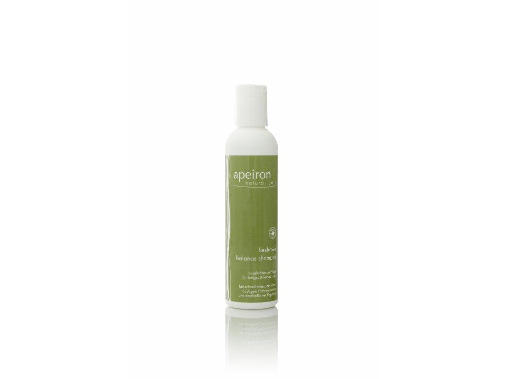 Apeiron Vlasový šampon Keshawa Vital 200ml