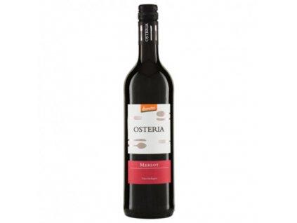 OSTERIA Bio Merlot, 0,75l