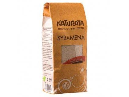 6 x Naturata Bio Třtinový cukr Syramena, 500g