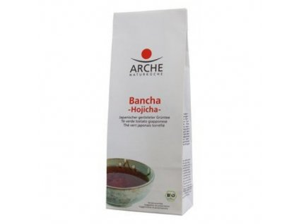 6 x Arche Bio Zelený čaj Bancha, 30g