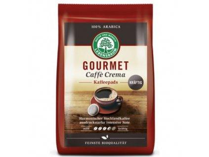 5 x Lebensbaum Bio Gourmet Kávové kapsle extra silné, 126g