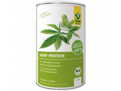 Raab Bio Konopný protein, 500g