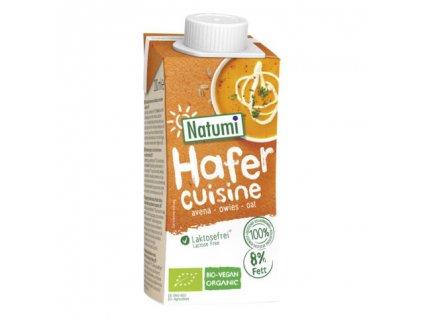 15 x Natumi Bio Ovesný nápoj Cuisine, 200ml