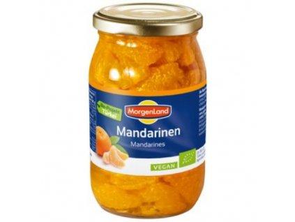 6 x Morgenland Bio Mandarinky, 350g