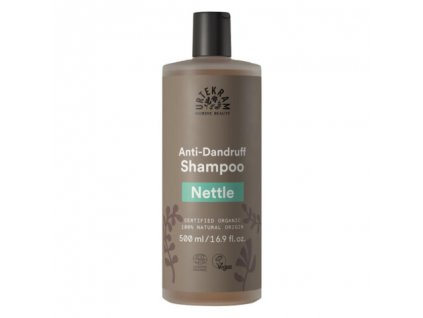 Urtekram Kopřivový šampón proti lupům, 500ml