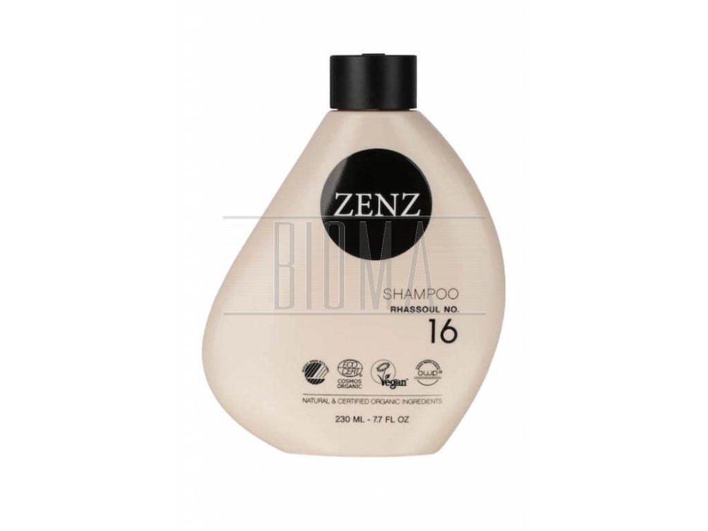 zenz treatment shampoo rhassoul no 16 230 ml 2@2x