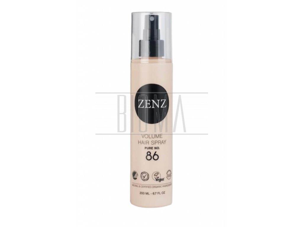 zenz volume hair spray no 86 medium hold 200 ml 2@2x