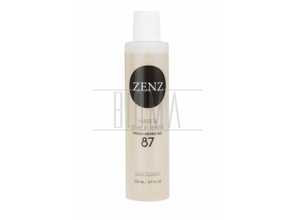zenz hair rinse treatment fresh herbs no 87 200 ml 2@2x