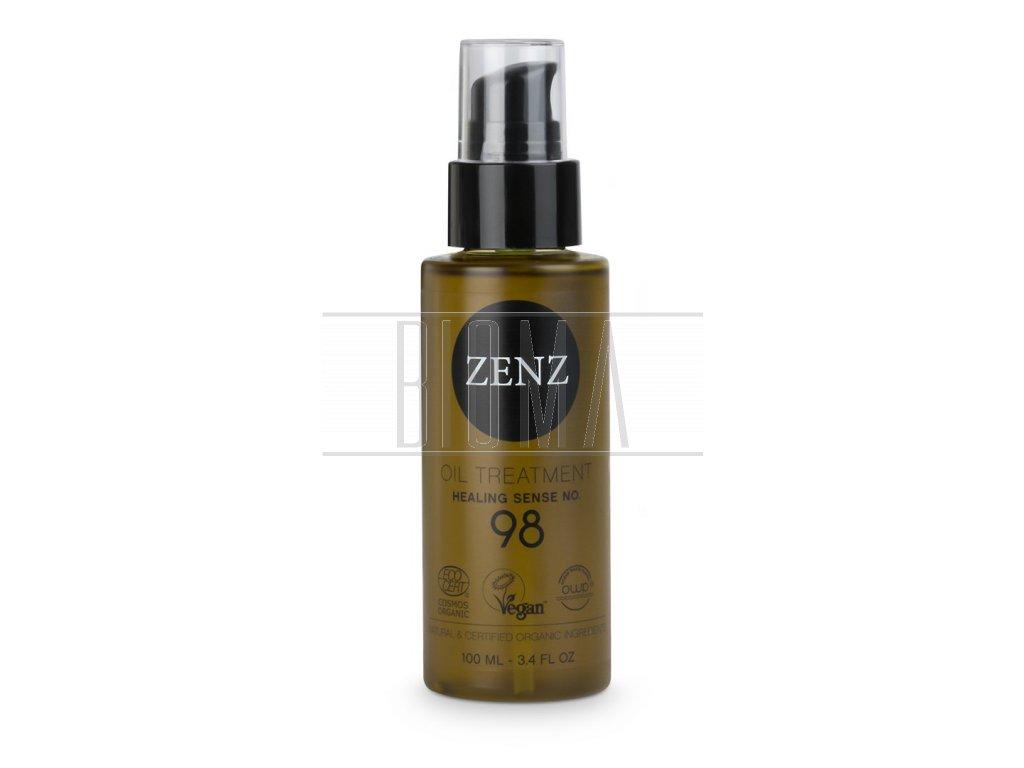 zenz organic oil treatment healing sense no 98 100ml natural and certified organic ingredients 1080x1080 1080x1080