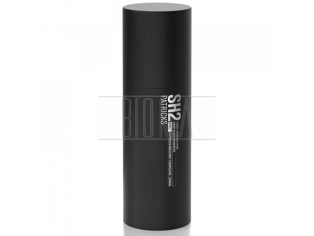 PATRICKS SH2 Deep clean shampoo 200ml