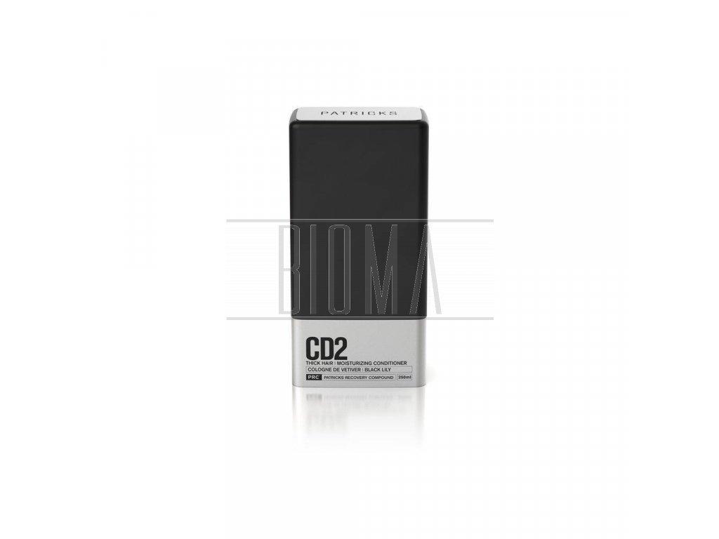 cd2 moisturizing conditioner 250ml patricks hair products