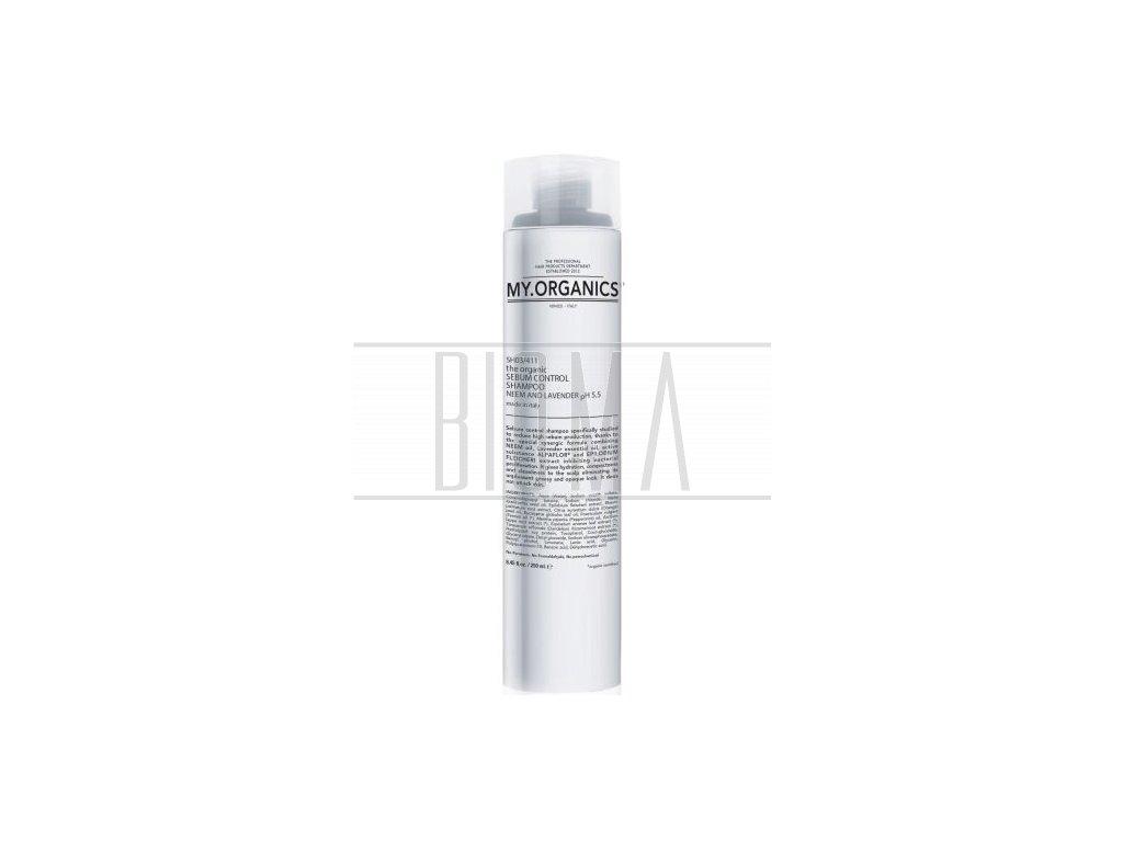 my organics the organic sebum control shampoo neem and lavender 250ml